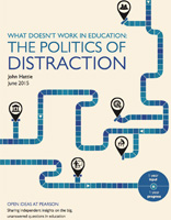 What doesn´t work in Education: The politics of distraction